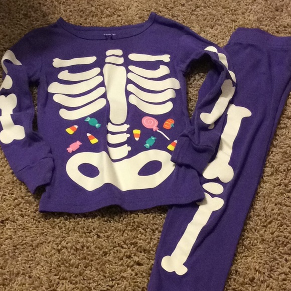 carters halloween jammies